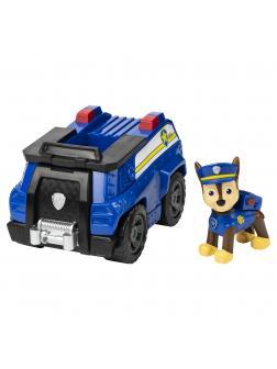 Игрушка Щенячий патруль «Машинка спасателя и щенок Чейз» 16601-Cha