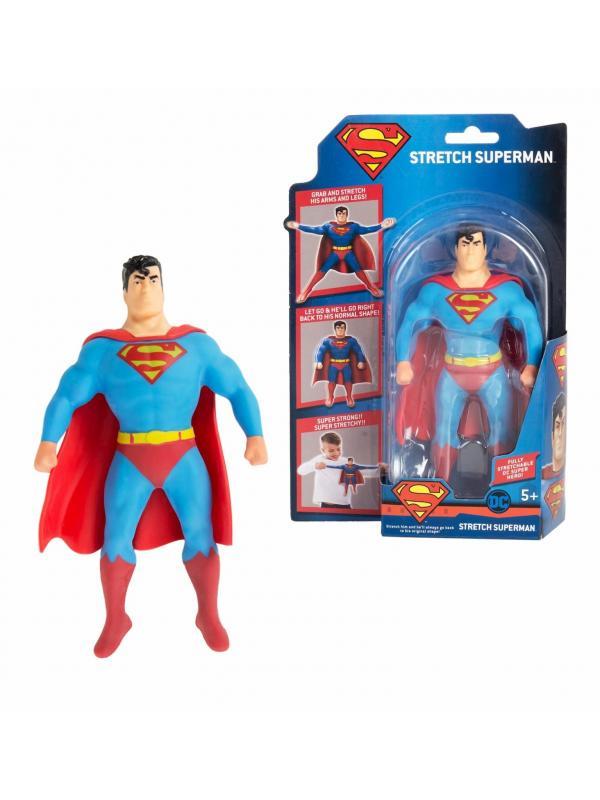 Тянущаяся фигурка Stretch «Мини-Супермен Стретч» 35367