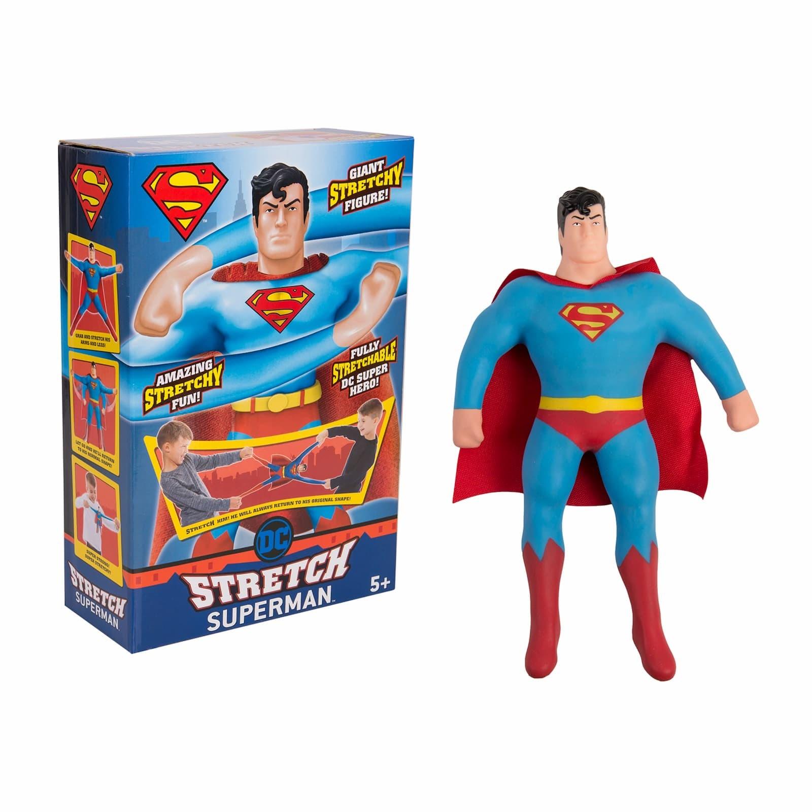 Тянущаяся фигурка Stretch «Супермен Стретч» 37170