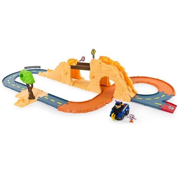 Игровой набор Щенячий патруль «Трек спасателей с щенком Чейз» 16695