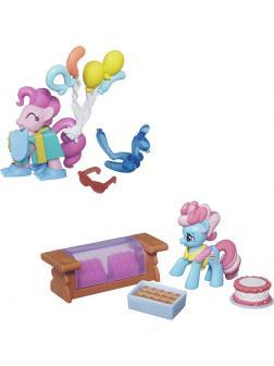 Игрушка Hasbro My Little Pony «Коллекционные пони с аксессуарами» (за 1 шт.) B3596