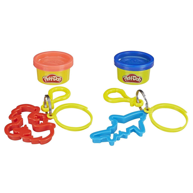 Игровой набор Play-Doh «Масса для лепки с 2-мя брелками» E4996EU4
