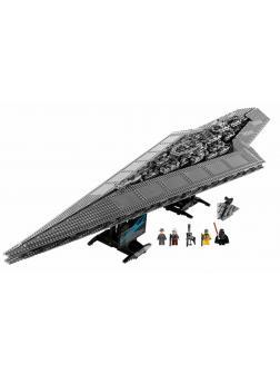 Конструктор King «Супер Звездный разрушитель» 81030 (Star Wars 10221) / 4116 деталей