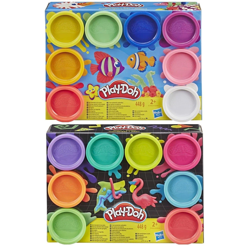 Игровой набор Play-Doh 8 цветов E5044EU4