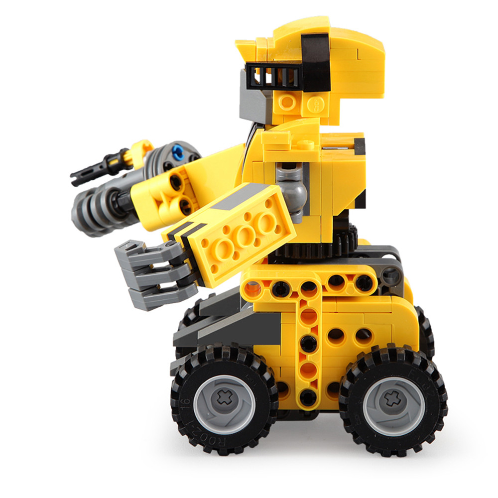 Конструктор Cada «Робот-трансформер» инерционный 267 деталей / C52020W