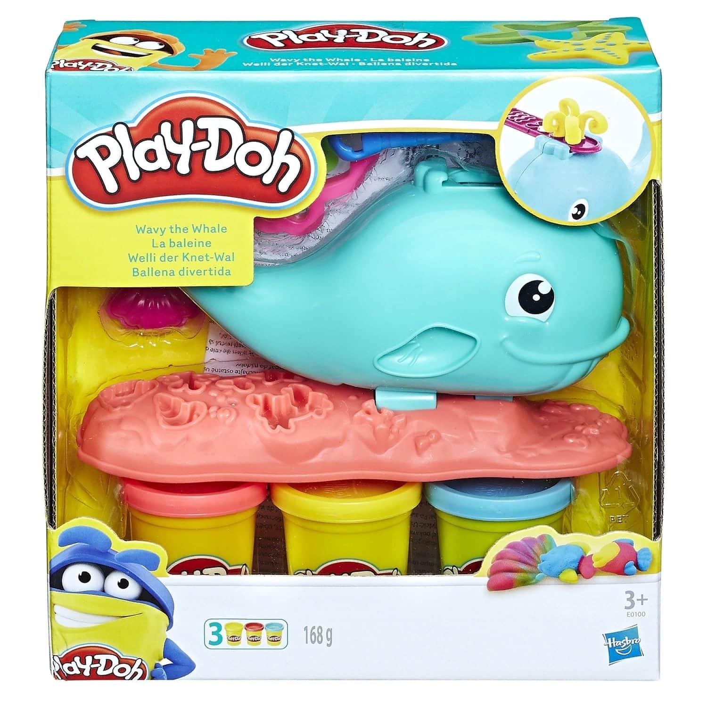Игровой набор Play-Doh «Забавный Китенок» E0100EU4-no