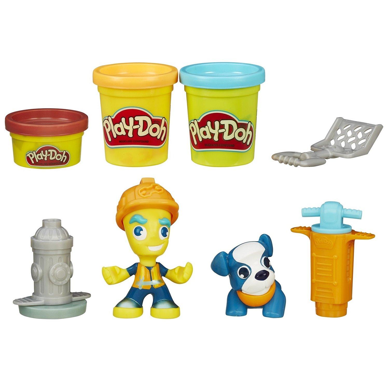 Игровой набор Play-Doh «Город: Житель и питомец» за 1 шт. B3411EU4-no
