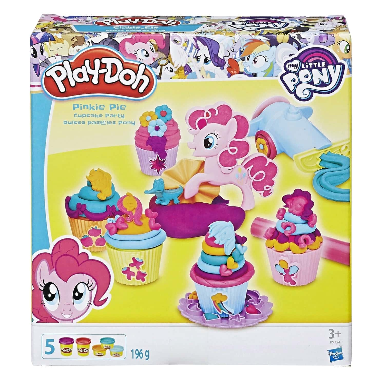 Игровой набор Play-Doh «Вечеринка Пинки Пай» B9324EU4