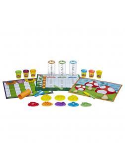 Игровой набор Play-Doh «Лепи и изучай. Лепи и измеряй» B9016121-no