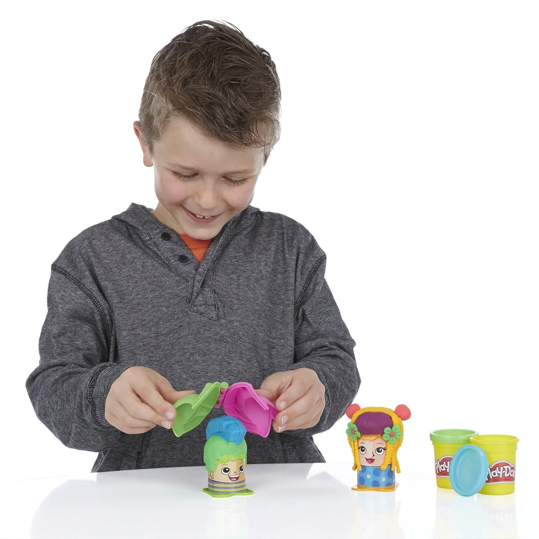 Игровой набор Play-Doh «Сумасшедшие прически» B1155EU6