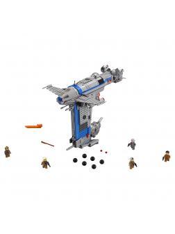 Конструктор Lp Звездные войны «Бомбардировщик Сопротивления» 05129 (Star Wars 75188) 873 детали
