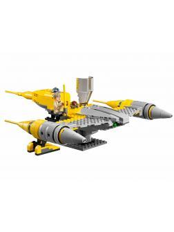 Конструктор Lp Звездные войны «Звездный истребитель Набу» 05060 (Star Wars 10026) 197 деталей