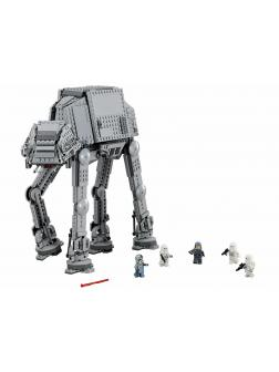 Конструктор King «Бронированный Шагоход AT-AT» 81052 (Star Wars 75054) 1137 деталей