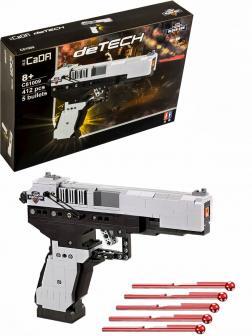 Конструктор Cada «Пистолет MK 23» C81009W / 412 деталей