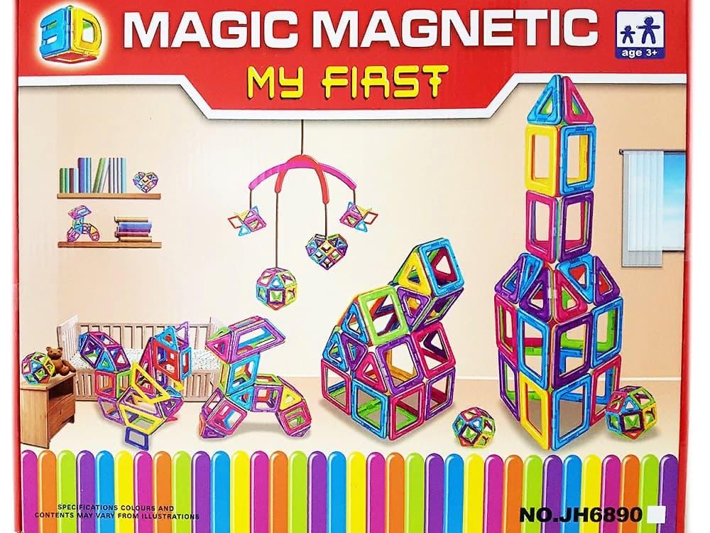 Магнитный конструктор «Magic Magnetic» JH6890A 26 деталей