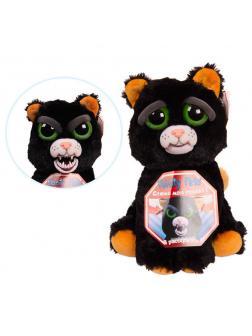 Мягкая игрушка «Злой / Добрый Кошка черная» 20 см 32308.006
