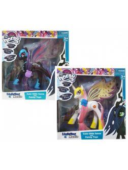 Игровой набор My Little Pony «Принцесса Луна и Селестия» 20 см. SM2013-1-2