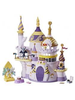Игровой набор My Little Pony «Замок Принцессы Селестии - Кантерлот» LL01