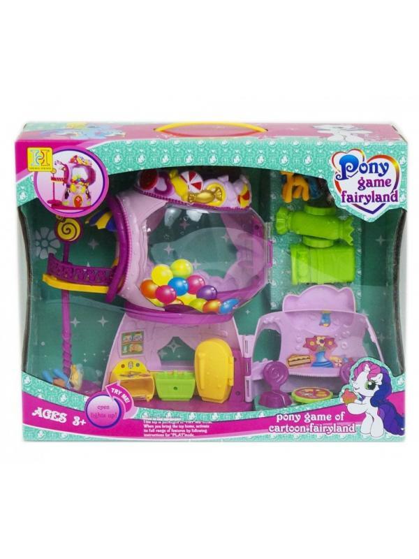 Игровой набор My Little Pony «Конфетный домик Пони» 2388