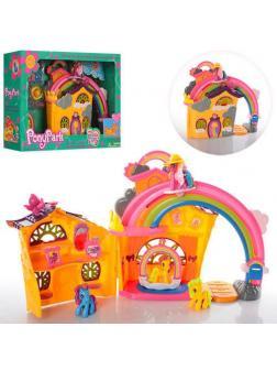 Игровой набор My Little Pony «Радужный домик» 2387