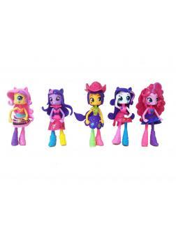 Игровой набор My Little Pony «Куклы Эквестрия герлз» 0355