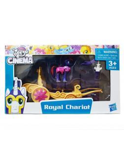 Игровой набор My Little Pony «Королевская карета» LL03