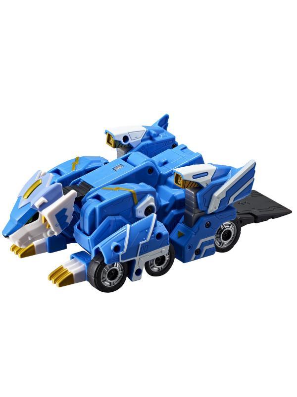 Игрушка-Трансформер Monkart «Мегароид Лео»