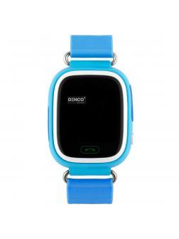 Детские Умные часы Smart baby Whatch Q80 / Голубые