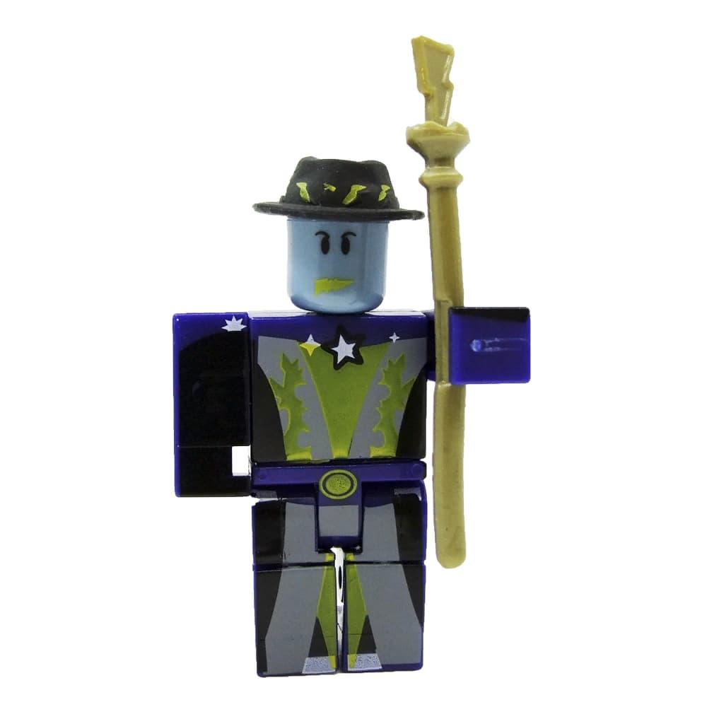 Коллекционная фигурка Роблокс «Elemental Warrior: Lightning» 42025