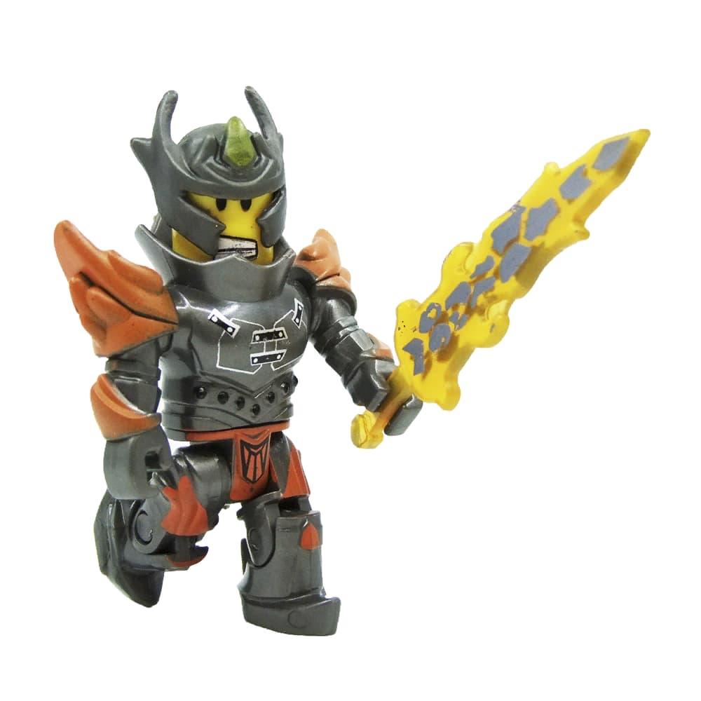 Коллекционная фигурка Роблокс «Flame Guard General» с мечом 42034