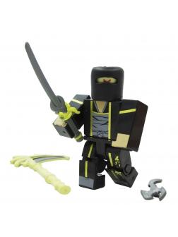 Коллекционная фигурка Роблокс «Ninja Assassin: Yin Clan Master» 42035
