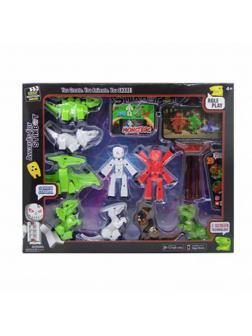 Стартовый набор Стикбот Monsters «Dinosaurs» 15158