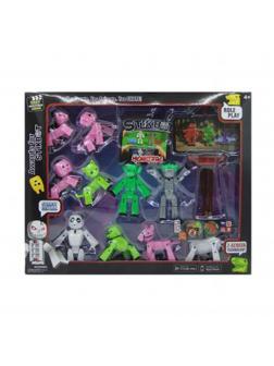 Стартовый набор Стикбот Monsters «Pets» 15157