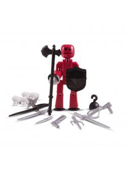 Фигурка с аксессуарами Стикбот Action Pack Серия 1 «Оружие» 15128