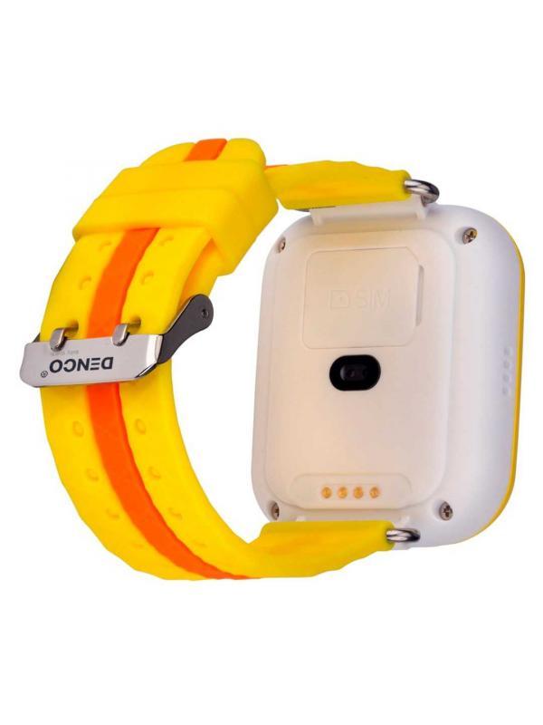 Детские Умные часы Q90 Желтые
