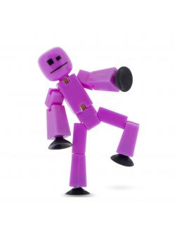 Фигурка Стикбот «StikBot - Фиолетовый» 15030