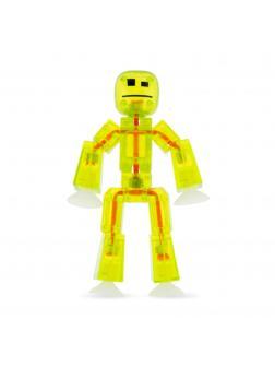 Фигурка Стикбот «StikBot - Полупрозрачный Желтый» 15036
