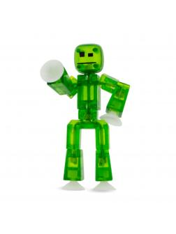 Фигурка Стикбот «StikBot - Полупрозрачный Зеленый» 15035