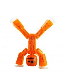 Фигурка Стикбот «StikBot - Полупрозрачный Оранжевый» 15170