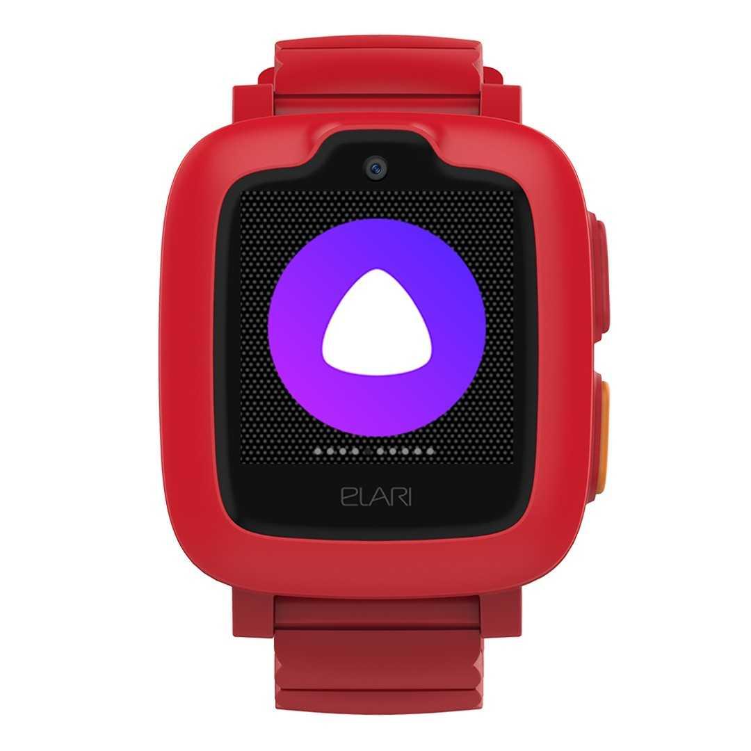 Детские Смарт часы Elari Kid Phone 3G / Чёрные