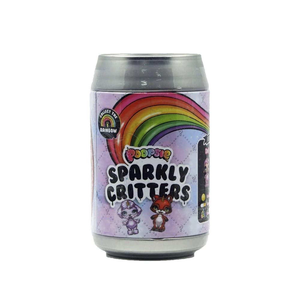 Игровой набор-копилка Poopsie «Sparkly Critters» 43307