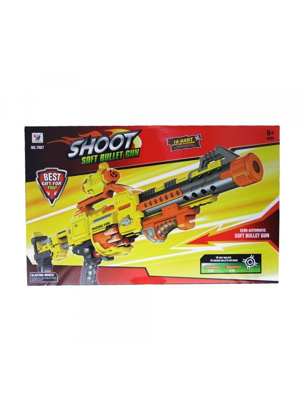 Винтовка «Shoot Soft Bullet Gun» Barricade RV-10 Raging Fire 7007