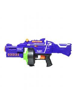 Бластер (Игрушечный пулемёт) с мягкими пульками«Blaze Storm» 7050