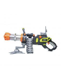 Пулемёт «Gatling Guns» Soft Bullet Blaster Electric Series SB-415