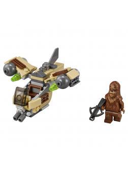 Конструктор Lp «Боевой корабль Вуки» 05015 (Star Wars 75129) / 93 детали