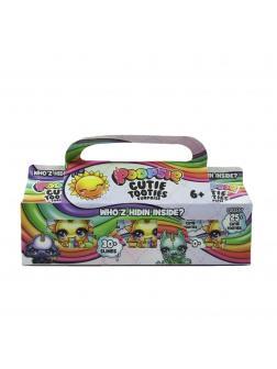 Игровой набор Poopsie Cutie Tooties Surprise «Коробочка» 3 шт. 43328