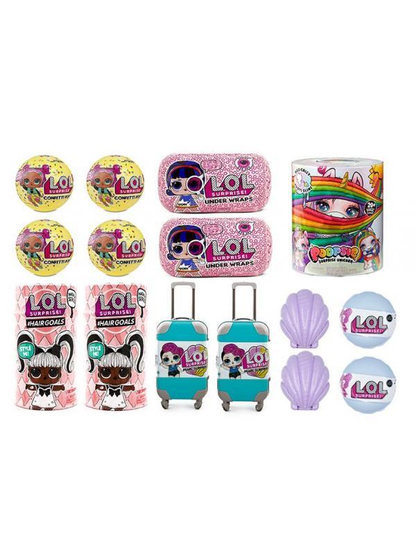 Кукла L.O.L (L.O.L. Series) Набор №4 13096