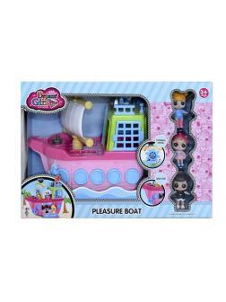 Набор для куклы L.O.L. Корабль удовольствий «Pleasure Boat» 13047