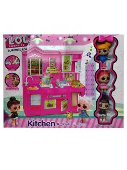 Набор для куклы L.O.L. Кухня «Kitchen» 13048