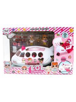 Набор для куклы LOL Surprise Airline «Playset» 13083